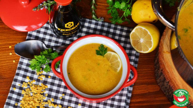 супа леща Теодора Титова