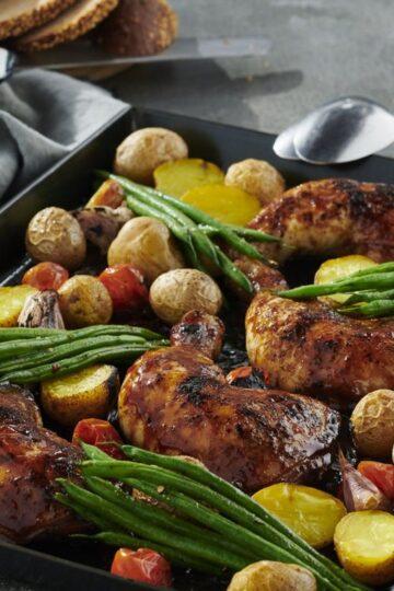 пилешки бутчета рецепта